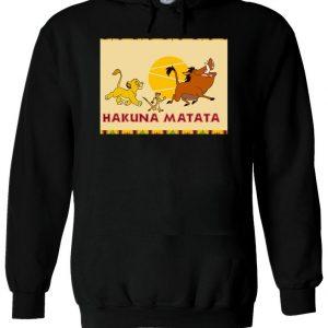 The Lion King Hakuna Matata Hoodie