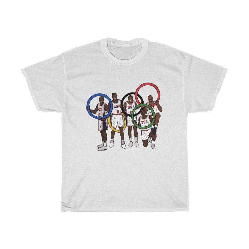1992 USA Olympic Dream Team Tshirt