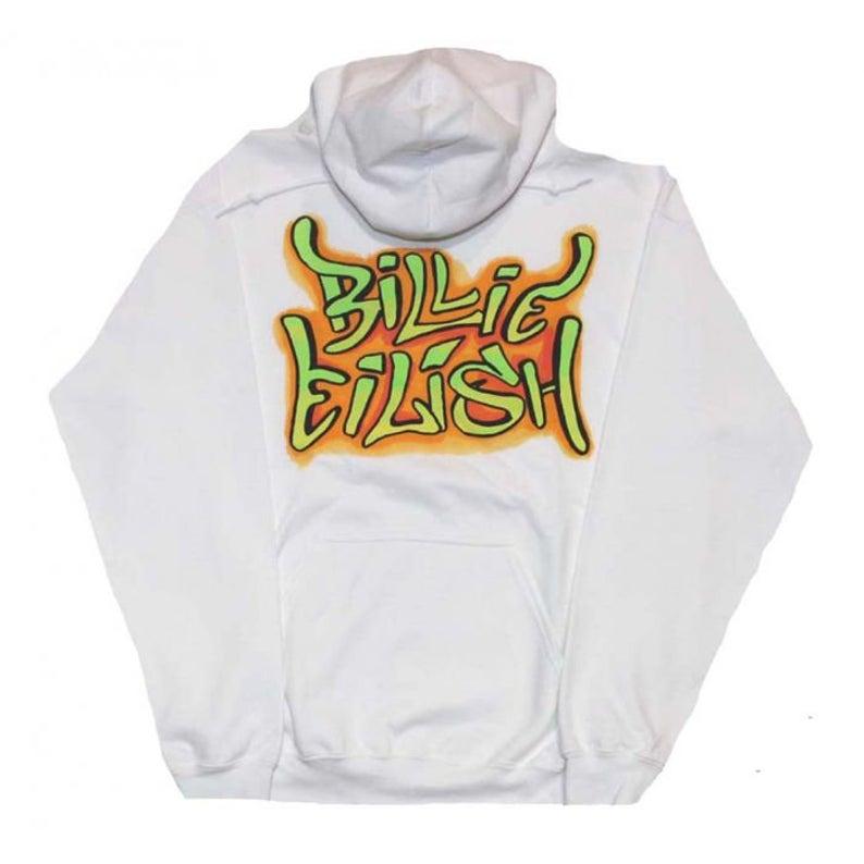 BILLIE EILISH Grafitti Hoodie