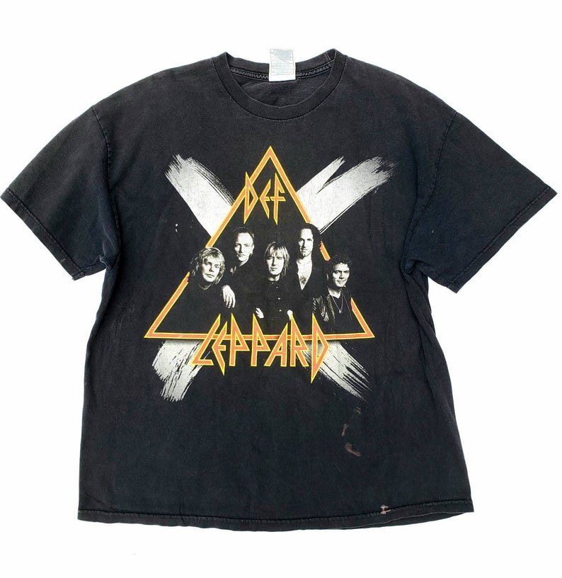 DEF LEPPARD Tour T-Shirt
