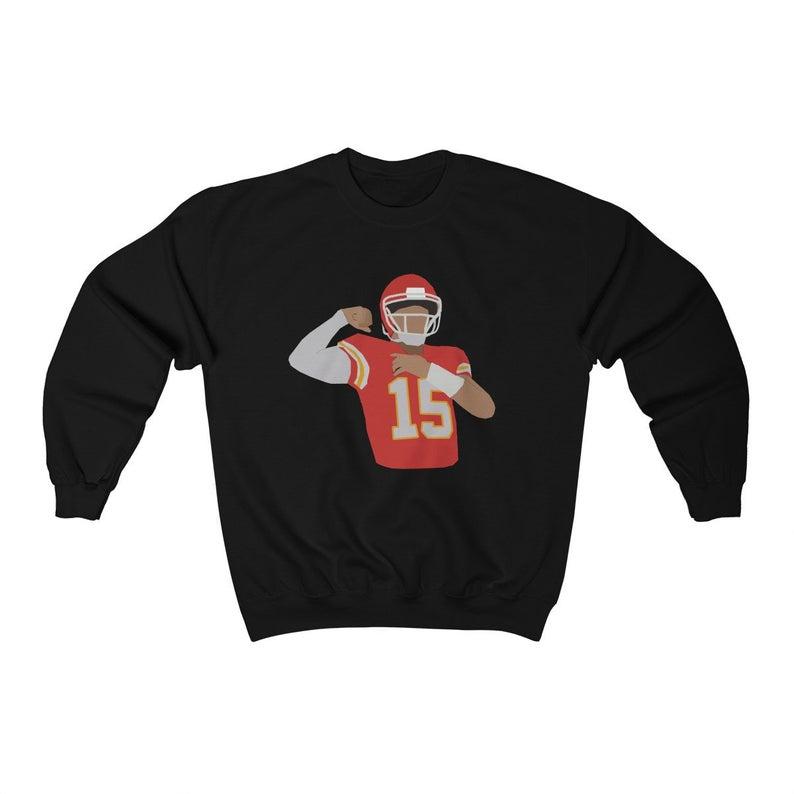 Pat Mahomes Flex Sweatshirt