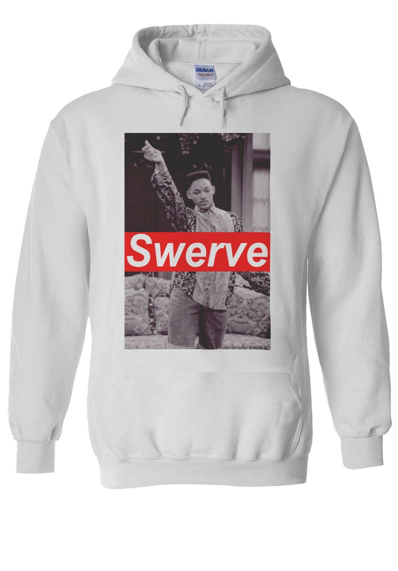 Will Smith Swerve Swag Hoodie