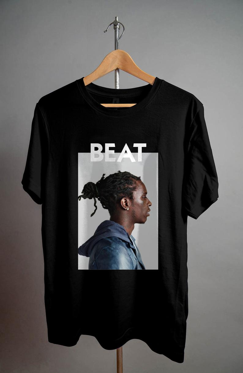 Young Thug Shot T Shirt
