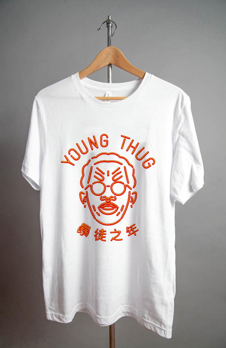 Young Thug T Shirt