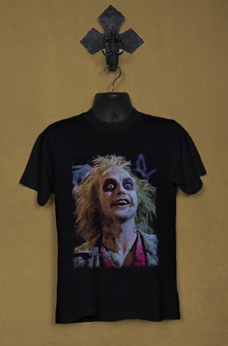 Beetlejuice Michael Keaton T-Shirt