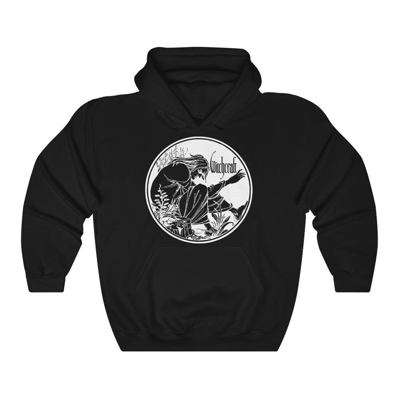 Witchcraft Logo Hoodie
