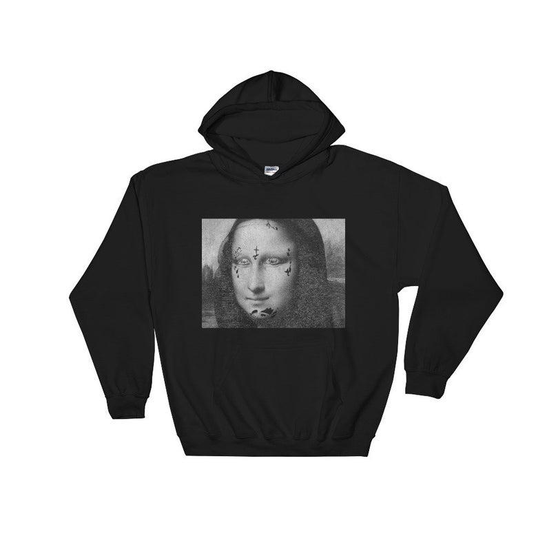 Mona Lisa Lil Wayne Hoodie