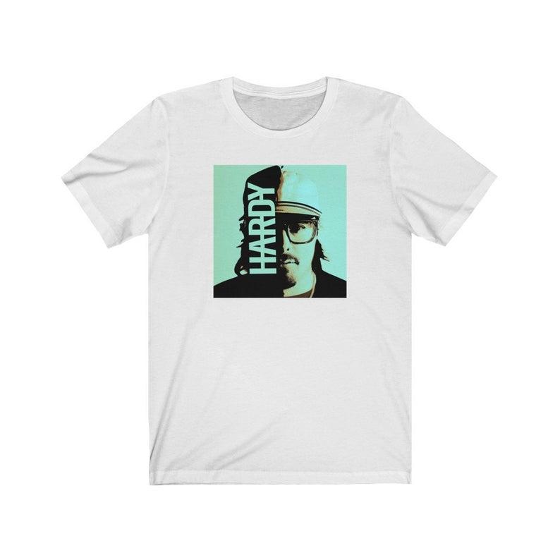 Hardy Album Cover Unisex T Shirt